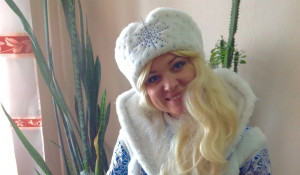 Мария Омельченко.