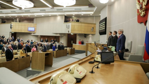Законопроект о замене названия должности губернатора внесли в Госдуму