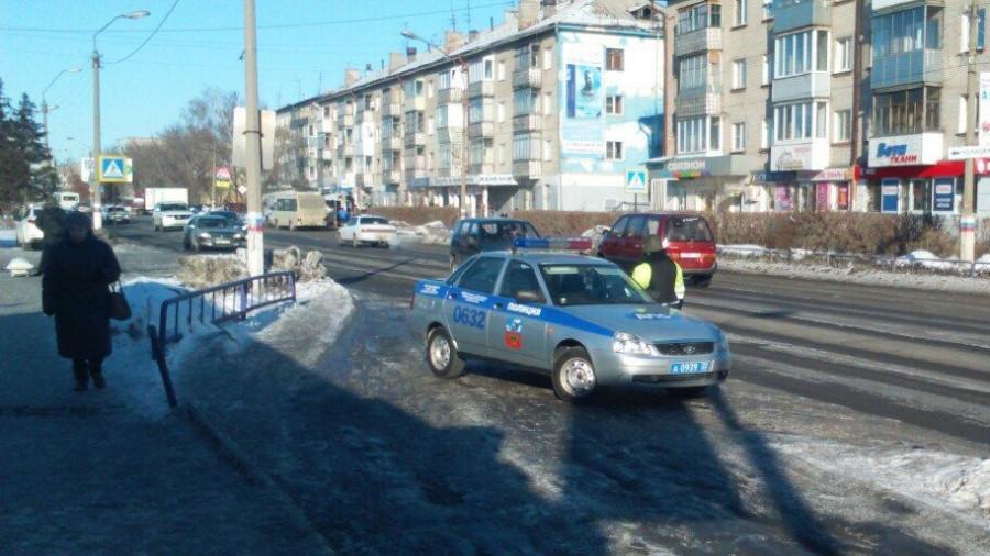 В Новоалтайске.