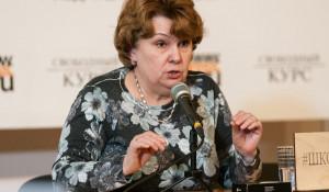 """Алла Старовойтова стала гостем """"Школы успеха"""" в ИД """"Алтапресс""""."""