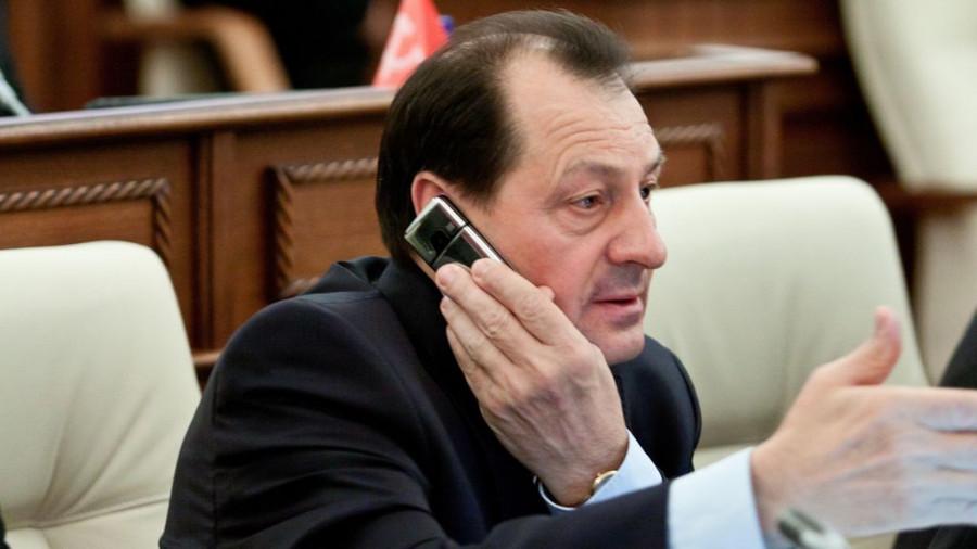 """Юрий Титов, гендиректор """"Ключевского элеватора""""."""