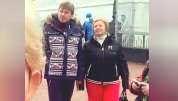 Артур Очеретный - предполагаемый новый муж Людмилы Путиной.