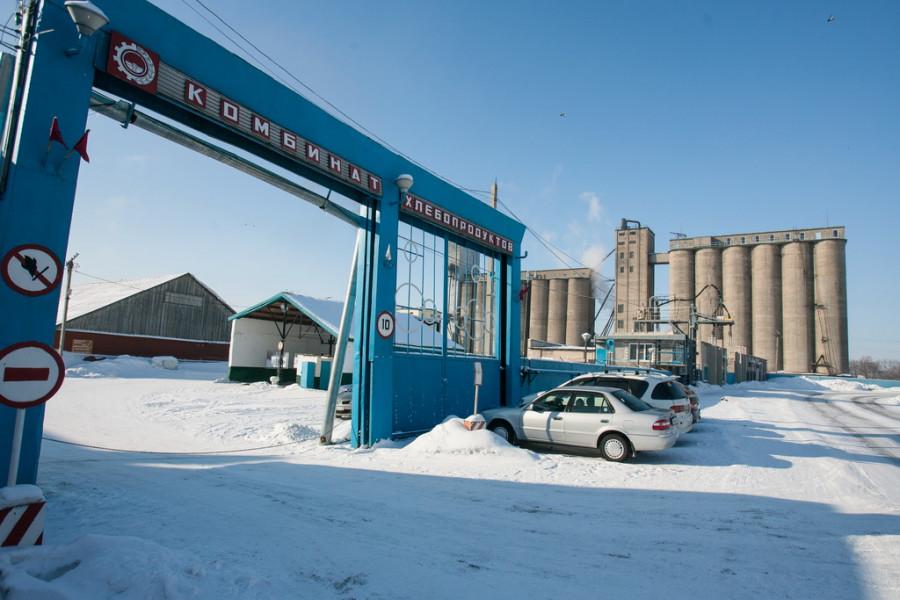 Производство макарон в Поспелихе. Февраль 2015 года.
