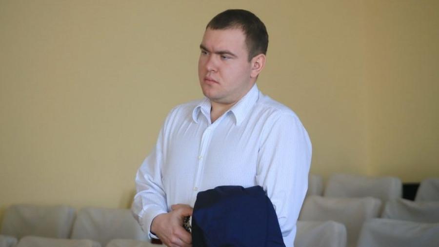 Иван Вдовин.