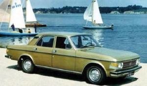 ГАЗ-3101 «Волга». Экспериментальная модель 1975 года.