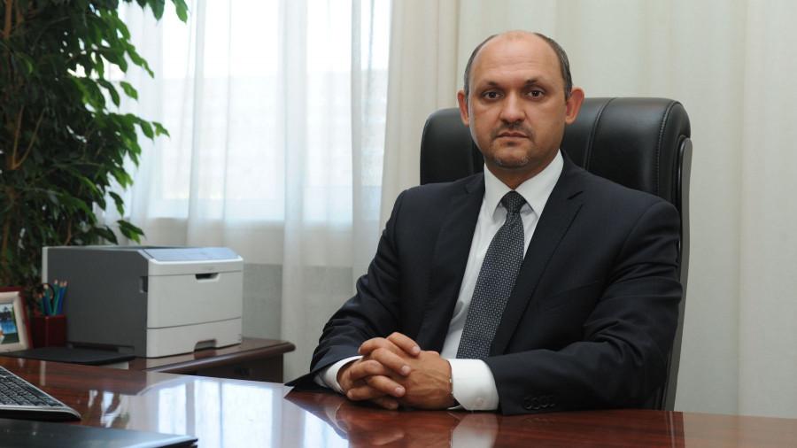 Управляющий Алтайским отделением ПАО Сбербанк Максим Волков.