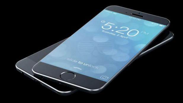 Концепт iPhone 7.