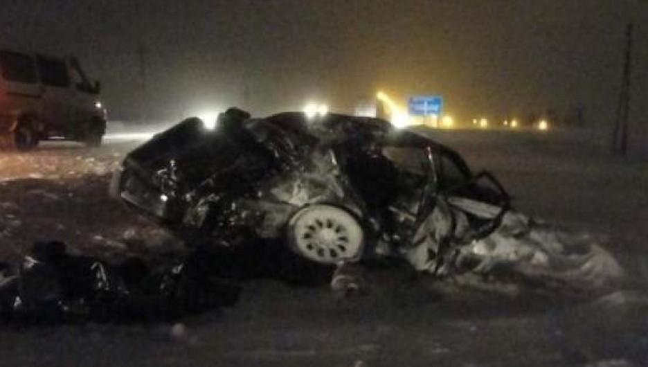 В ДТП по Самарой погиб  начальник сызранской полиции Сергей Гудилин.