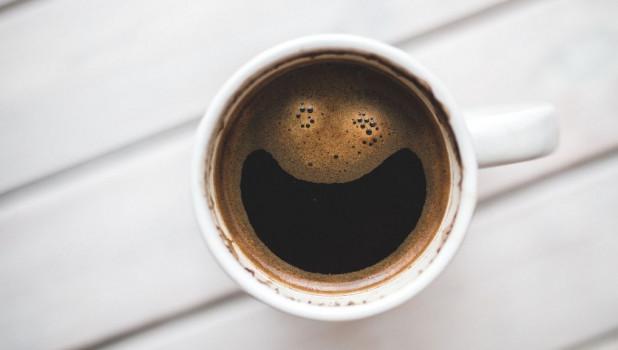 Бодрый кофе.