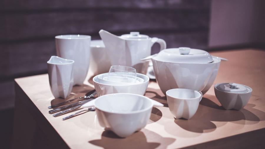 Посуда. Чайный сервиз.