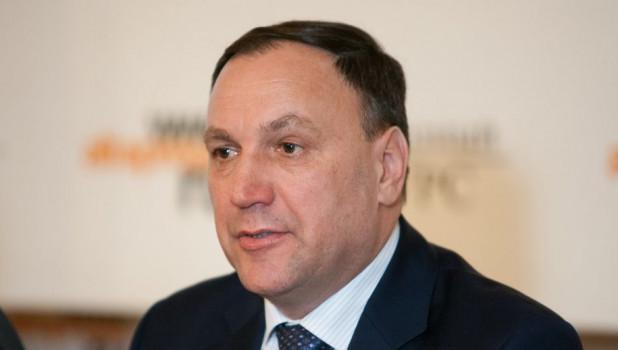Николай Бушков.