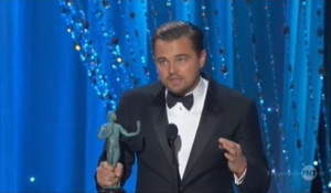 """Веселые картинки про Ди Каприо и """"Оскара""""."""