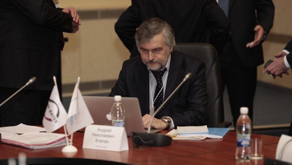 Андрей Клепач в Белокурихе.