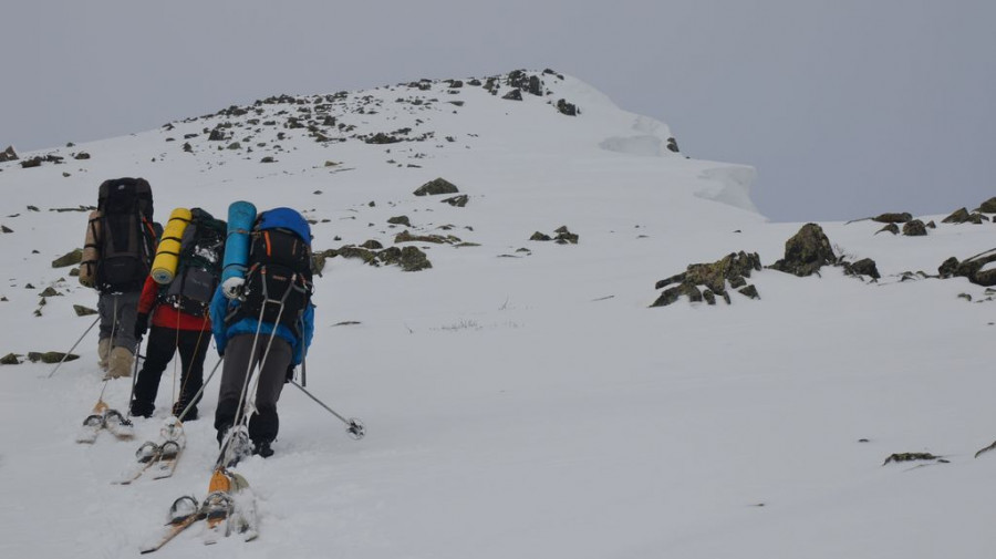 Студенты-туристы из АлтГУ совершили потрясающий поход по горам Алтая и Хакасии.