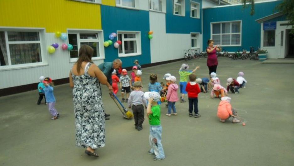 Детский сад №258.