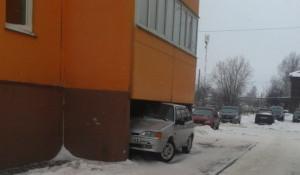 Мастера парковки.
