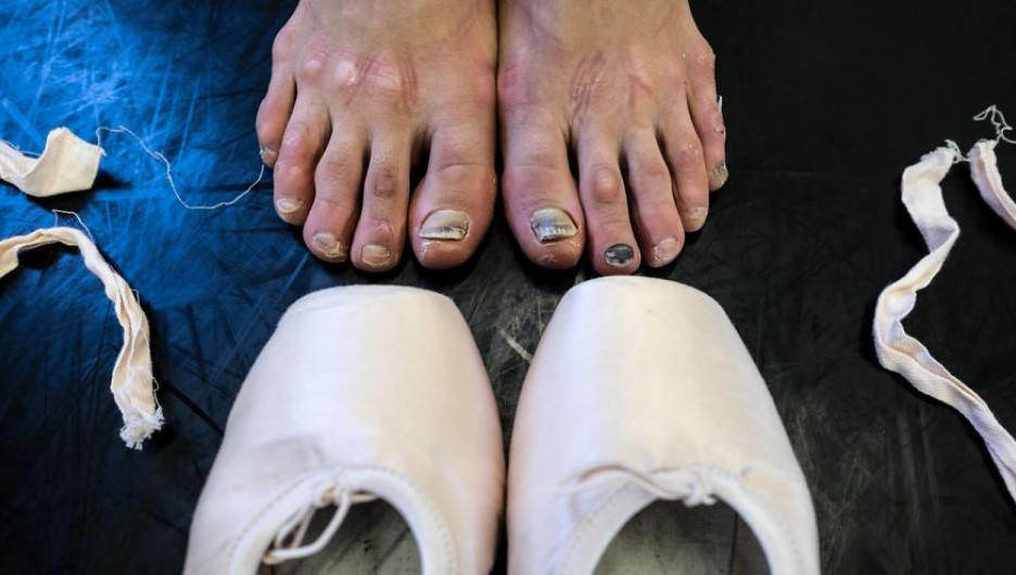 Закулисье русского балета.