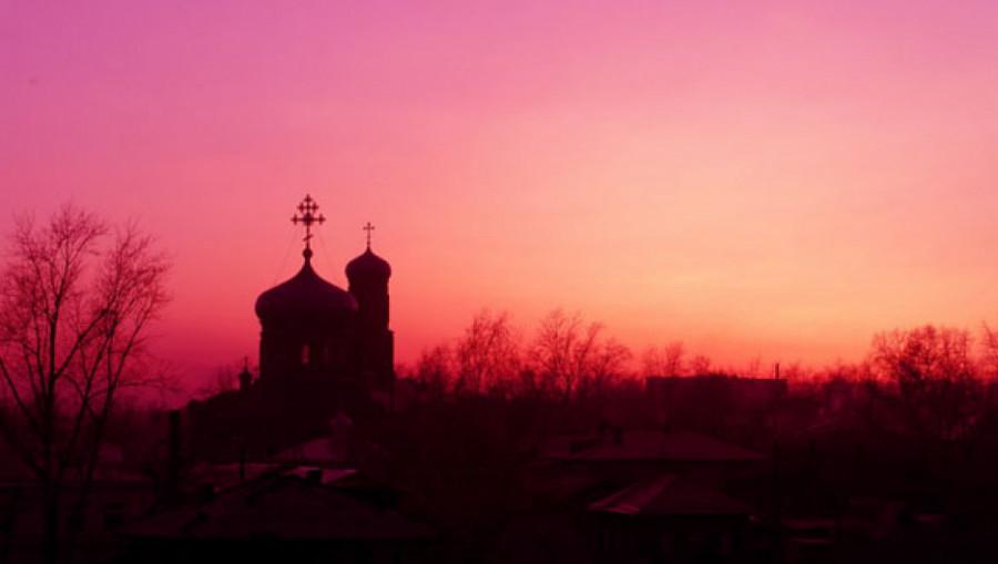 Покровский собор. г.Барнаул.