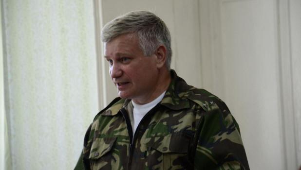 Валерий Горбунов.