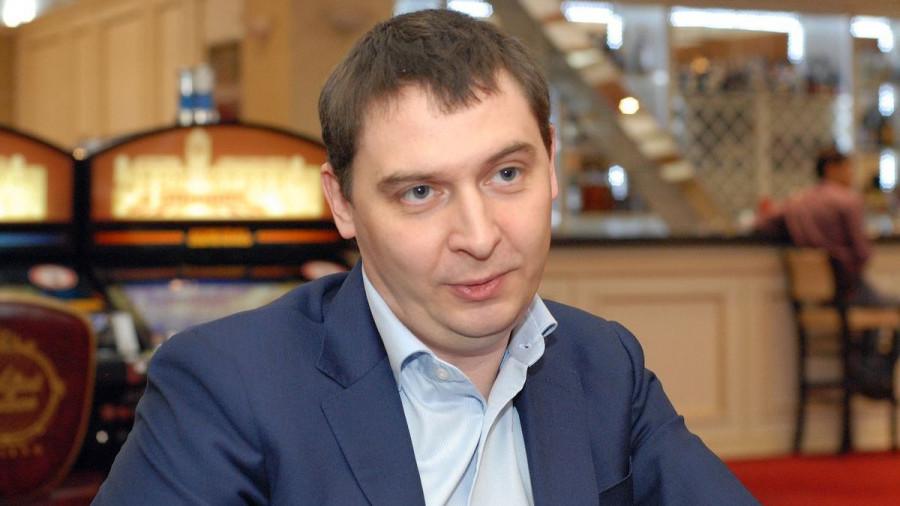 Евгений Косых, управляющий казино Altai Palace.