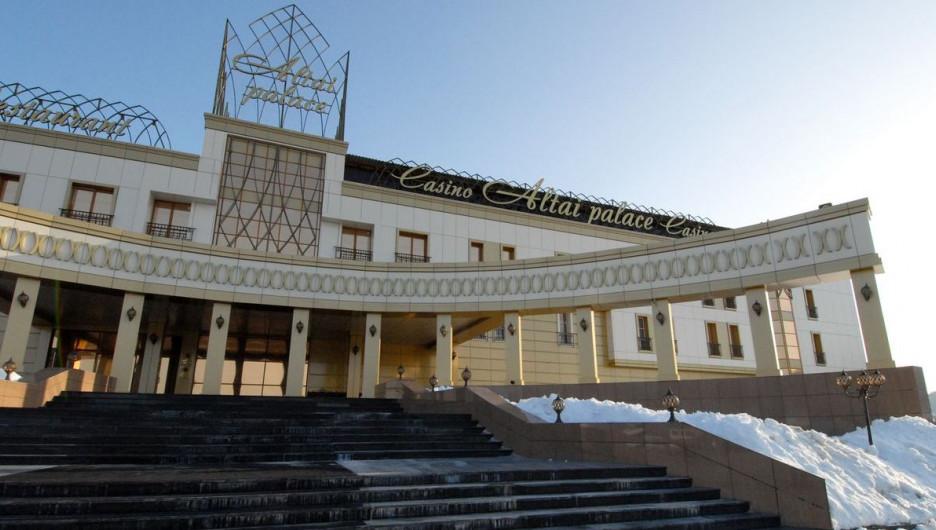 """Казино Altai Palace в игорной зоне """"Сибирская монета""""."""