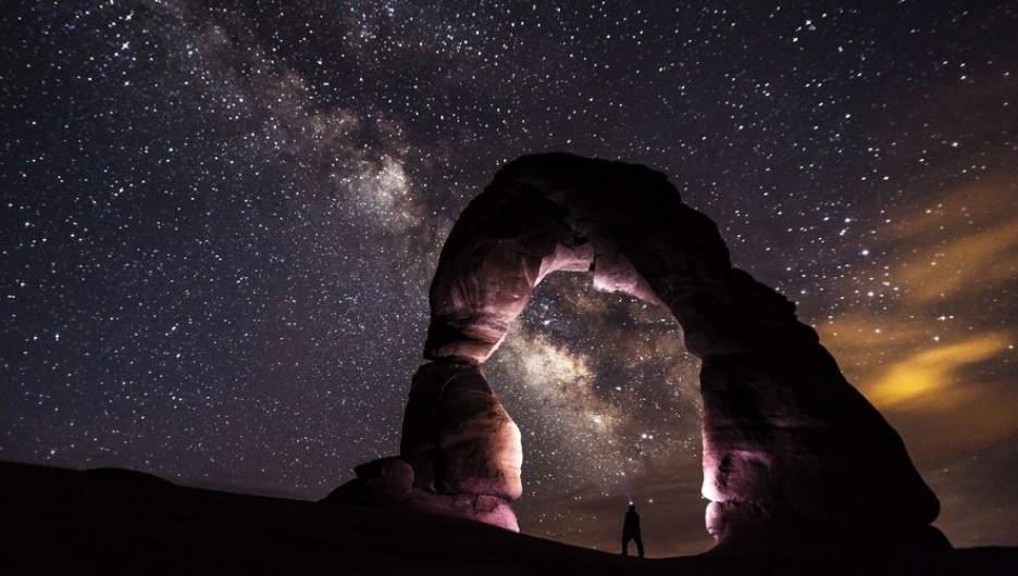 Звездное небо. Космос.