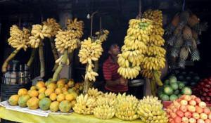 В Гондурасе - 11 бананов
