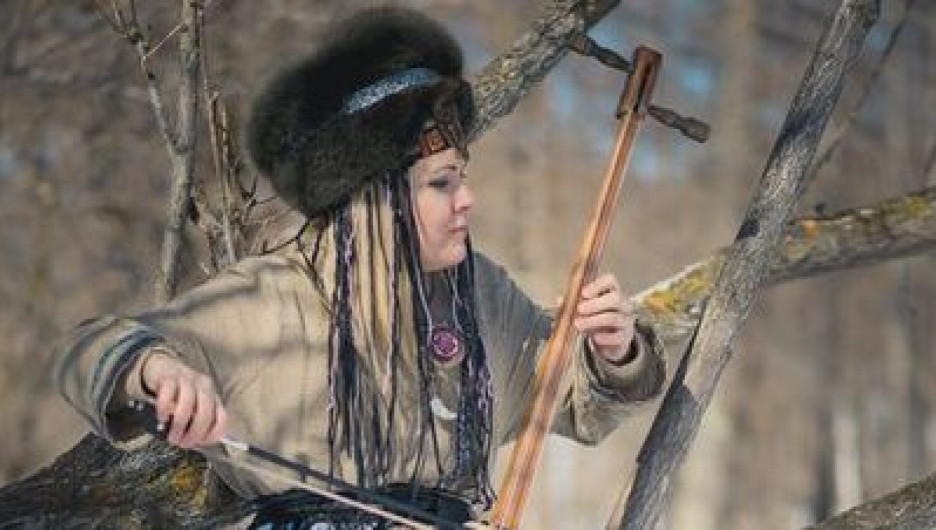 Группа Silenzium презентовала шаманский клип.