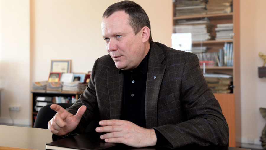 Виктор Зобнев, депутат Госдумы РФ.