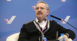 Юрий Пургин на медиафоруме ОНФ.