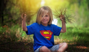 Ваш ребенок станет героем глянца.