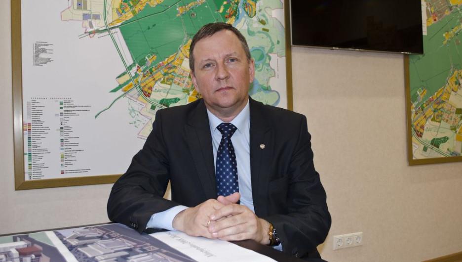 Сергей Дёмин.