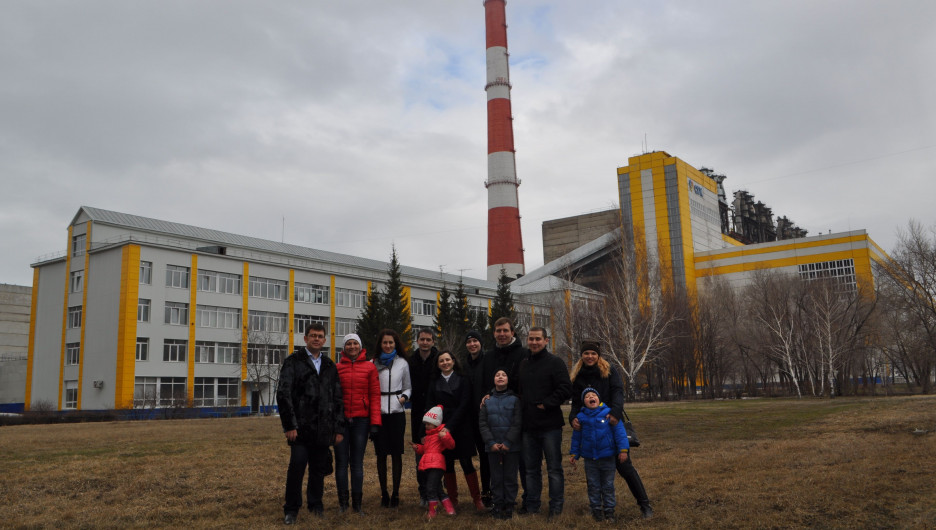 Экскурсия на ТЭЦ-3 для сотрудников банка ВТБ24.