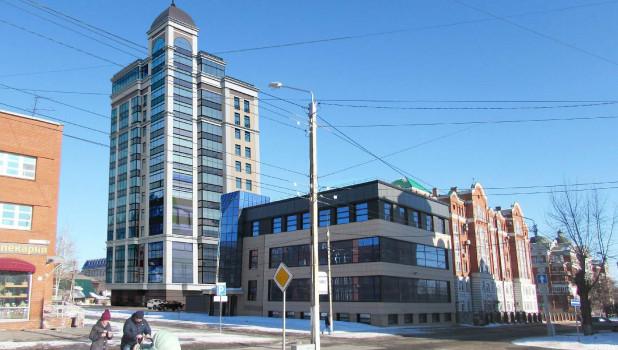 На ул. Пролетарская, 85 появится уникальный дом.