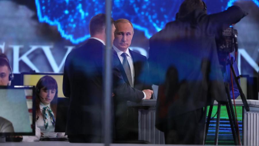 """""""Москва. Кремль. Путину"""". Какие ответы президента в ходе прямой линии с народом стали легендарными"""