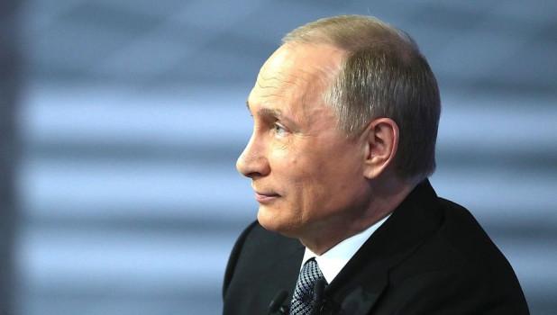 """Песков заявил, что Путин """"готов сделать все"""" для защиты страны"""