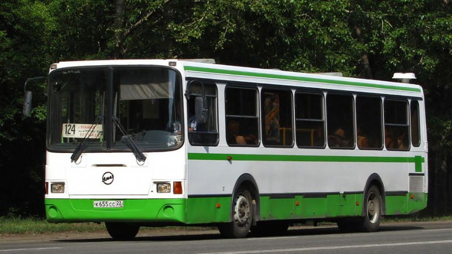 Автобус №124.