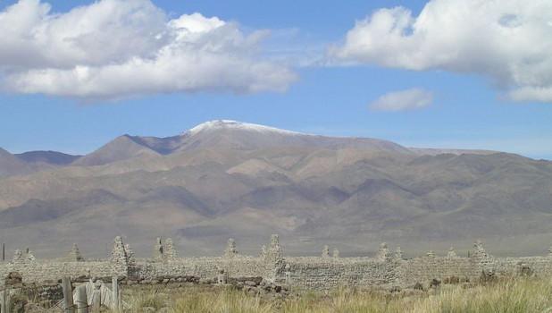 Табожок, вершина Курайского хребта, Кош-Агач.