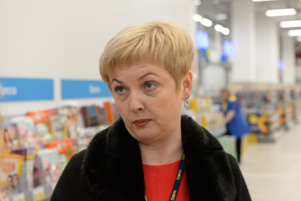 Наталья Самойленко.