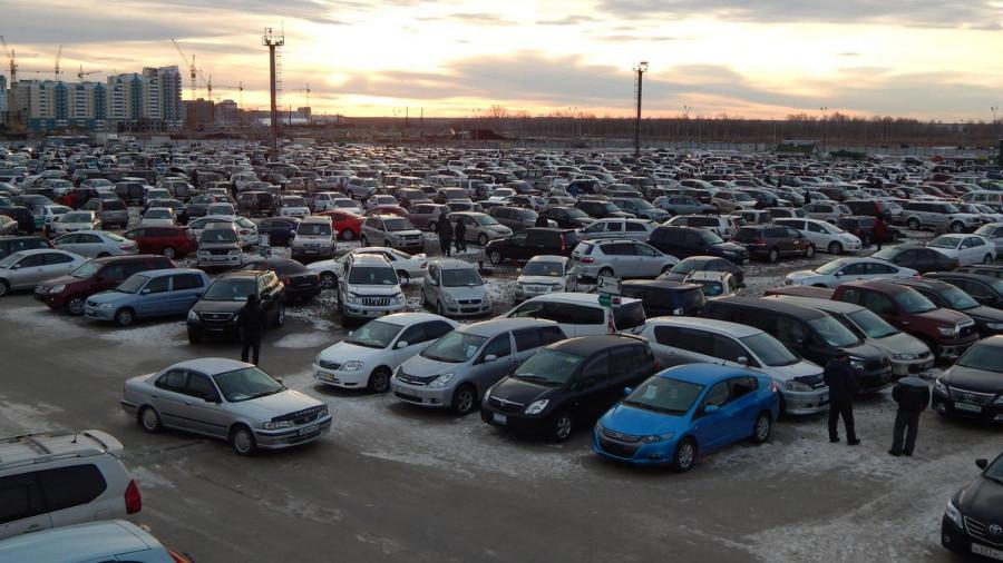 Автомобили в Барнауле. Авторынок