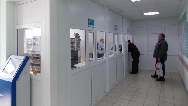 Романовская поликлиника после ремонта.
