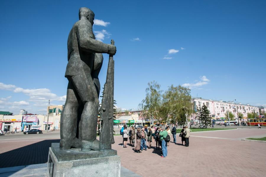 В Барнауле проводят экскурсию для федеральных туроператоров