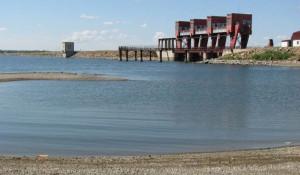 Гилевское водохранилище.