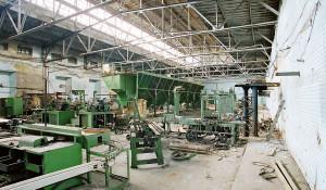 Барнаульский сереброплавильный завод.