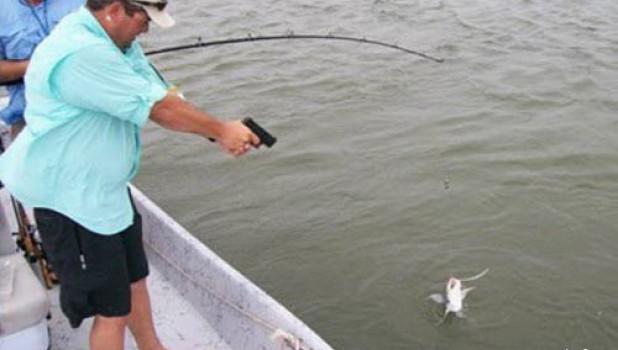 Ну, за рыбалку!