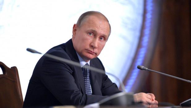 Путин подробнее рассказал о поправках в Конституцию РФ