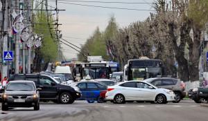 Транспорт в Барнауле.