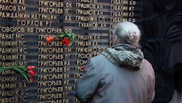 Барнаульские ветераны почтили память погибших в Великой Отечественной войне.