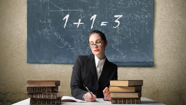 Учитель.