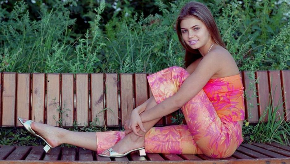 Алина Кабаева.